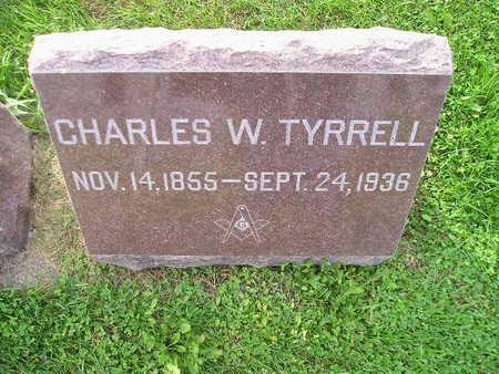 TYRRELL, CHARLES W - Bremer County, Iowa | CHARLES W TYRRELL