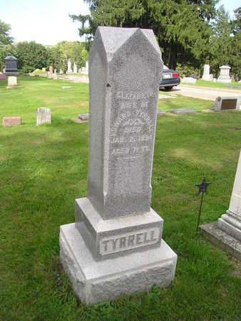 TYRRELL, EDWARD - Bremer County, Iowa | EDWARD TYRRELL