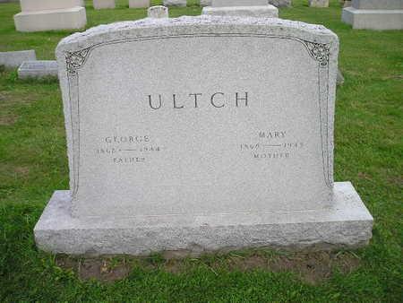 ULTCH, MARY - Bremer County, Iowa | MARY ULTCH