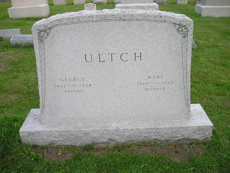 ULTCH, GEORGE - Bremer County, Iowa | GEORGE ULTCH