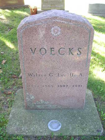VOECKS, WALTER G - Bremer County, Iowa | WALTER G VOECKS