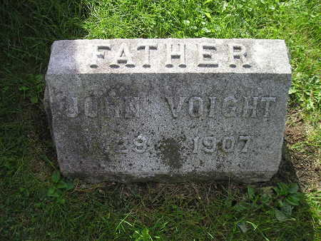 VOIGHT, JOHN - Bremer County, Iowa | JOHN VOIGHT