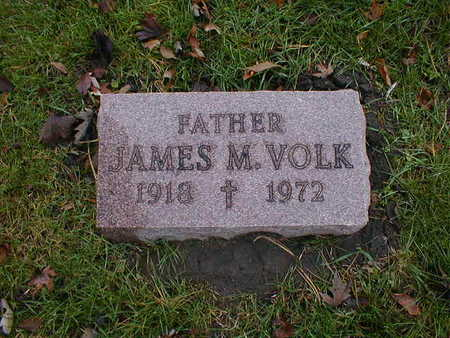 VOLK, JAMES M - Bremer County, Iowa | JAMES M VOLK