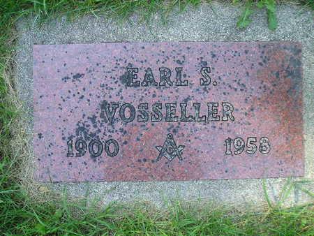 VOSSELLER, EARL S - Bremer County, Iowa | EARL S VOSSELLER