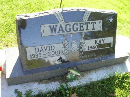 WAGGETT, KAY - Bremer County, Iowa | KAY WAGGETT