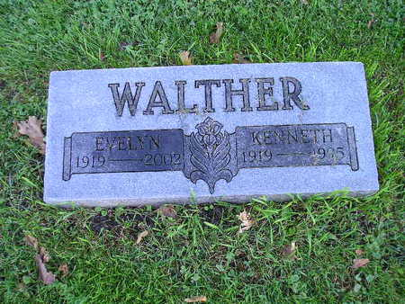 WALTHER, EVELYN - Bremer County, Iowa | EVELYN WALTHER
