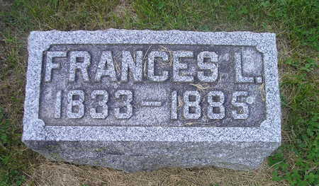 WARD, FRANCES L - Bremer County, Iowa | FRANCES L WARD
