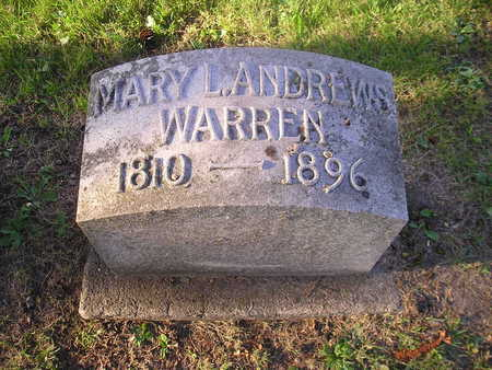 WARREN, MARY L - Bremer County, Iowa | MARY L WARREN