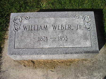 WEBER, WILLIAM JR - Bremer County, Iowa | WILLIAM JR WEBER