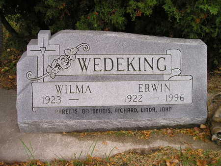 WEDEKING, WILMA - Bremer County, Iowa | WILMA WEDEKING