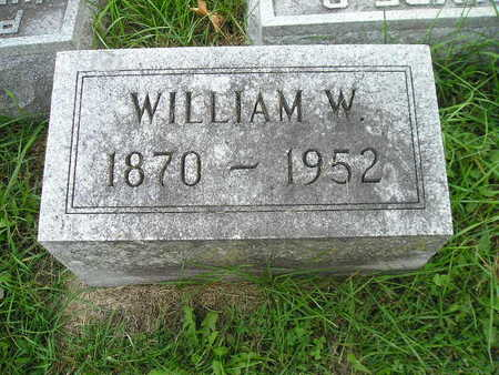 WEICK, WILLIAM W - Bremer County, Iowa | WILLIAM W WEICK