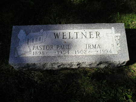 WELTNER, PAUL - Bremer County, Iowa | PAUL WELTNER