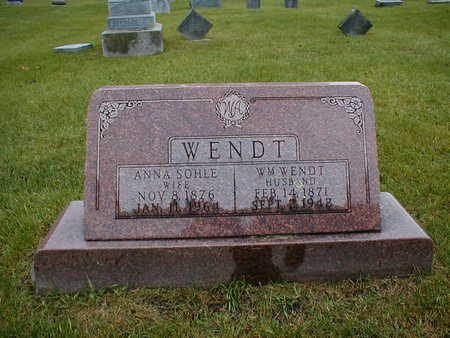 WENDT, WM - Bremer County, Iowa | WM WENDT