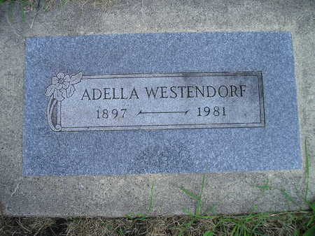 WESTENDORF, ADELLA - Bremer County, Iowa | ADELLA WESTENDORF
