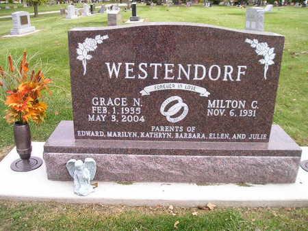 WESTENDORF, GRACE N - Bremer County, Iowa | GRACE N WESTENDORF