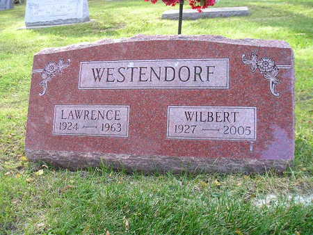 WESTENDORF, LAWRENCE - Bremer County, Iowa | LAWRENCE WESTENDORF