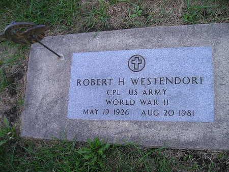WESTENDORF, ROBERT H - Bremer County, Iowa | ROBERT H WESTENDORF