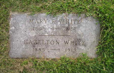 WHITE, MARY - Bremer County, Iowa | MARY WHITE