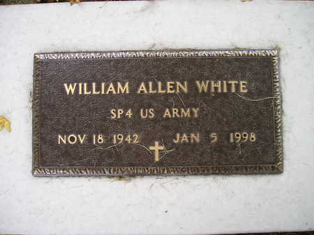 WHITE, WILLIAM ALLEN - Bremer County, Iowa | WILLIAM ALLEN WHITE