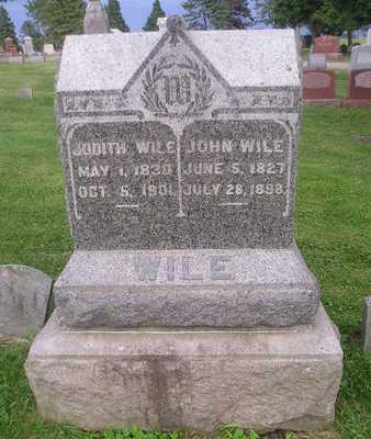WILE, JOHN - Bremer County, Iowa | JOHN WILE