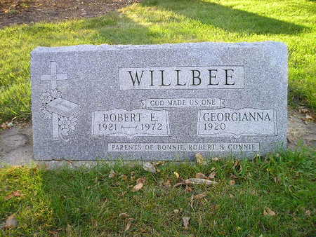 WILLBEE, GEORGIANNA - Bremer County, Iowa | GEORGIANNA WILLBEE