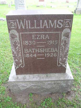 WILLIAMS, EZRA - Bremer County, Iowa | EZRA WILLIAMS