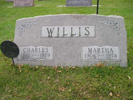 WILLIS, MARTHA - Bremer County, Iowa | MARTHA WILLIS