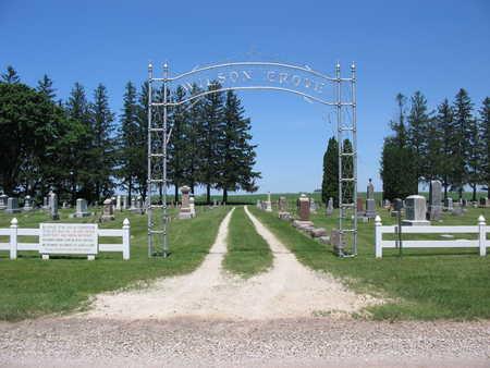 WILSON GROVE, CEMETERY - Bremer County, Iowa | CEMETERY WILSON GROVE