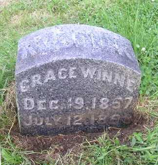 WINNE, GRACE - Bremer County, Iowa | GRACE WINNE