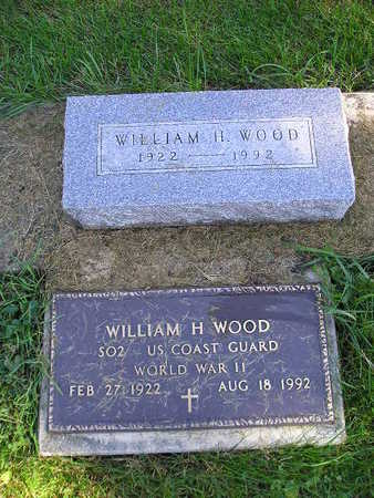 WOOD, WILLIAM H - Bremer County, Iowa | WILLIAM H WOOD