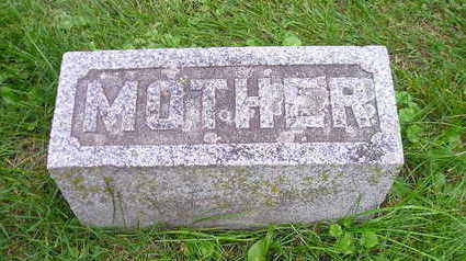 WOODFORD, MOTHER (ESTHER) - Bremer County, Iowa | MOTHER (ESTHER) WOODFORD