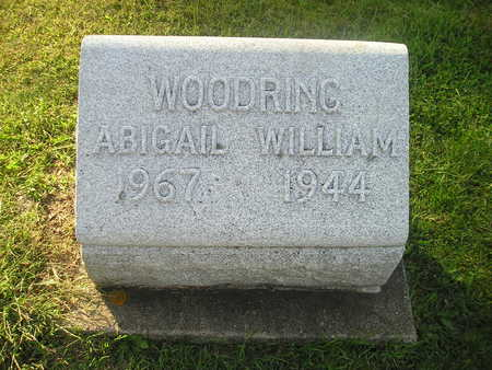WOODRING, ABIGAIL - Bremer County, Iowa | ABIGAIL WOODRING