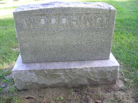 WOODRING, THOMAS - Bremer County, Iowa | THOMAS WOODRING