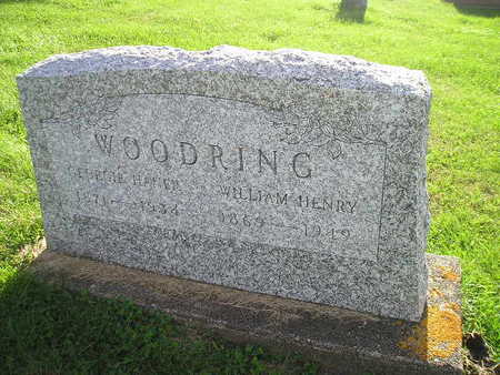 WOODRING, WILLIAM - Bremer County, Iowa | WILLIAM WOODRING