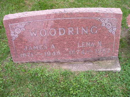 WOODRING, JAMES A - Bremer County, Iowa | JAMES A WOODRING