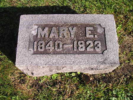 WOODRING, MARY E - Bremer County, Iowa | MARY E WOODRING