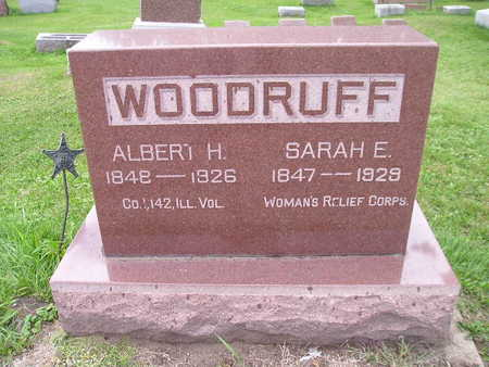 WOODRUFF, ALBERT H - Bremer County, Iowa | ALBERT H WOODRUFF