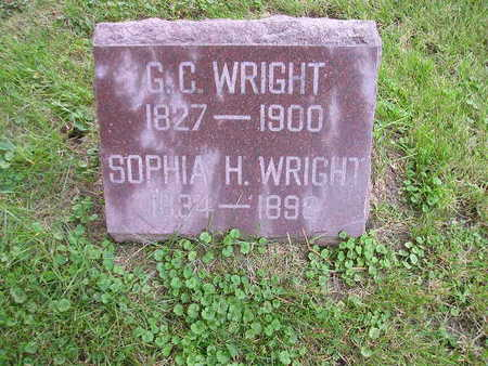 WRIGHT, SOPHIA H - Bremer County, Iowa | SOPHIA H WRIGHT