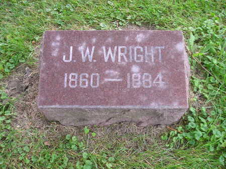 WRIGHT, JW - Bremer County, Iowa | JW WRIGHT