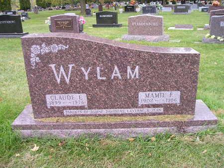 WYLAM, CLAUDE E - Bremer County, Iowa | CLAUDE E WYLAM