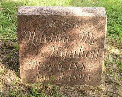 WYNHOFF, MARTHA M. - Bremer County, Iowa | MARTHA M. WYNHOFF