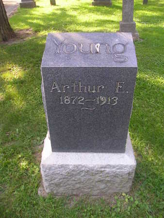 YOUNG, ARTHUR E - Bremer County, Iowa | ARTHUR E YOUNG