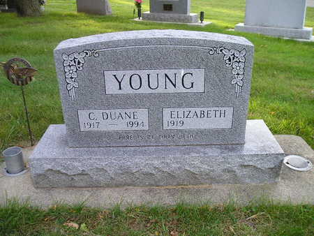 YOUNG, ELIZABETH - Bremer County, Iowa | ELIZABETH YOUNG