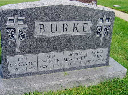 BURKE, MARGARET - Buchanan County, Iowa | MARGARET BURKE