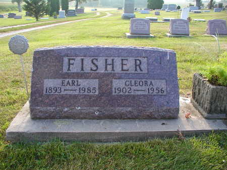 FISHER, EARL - Buchanan County, Iowa | EARL FISHER