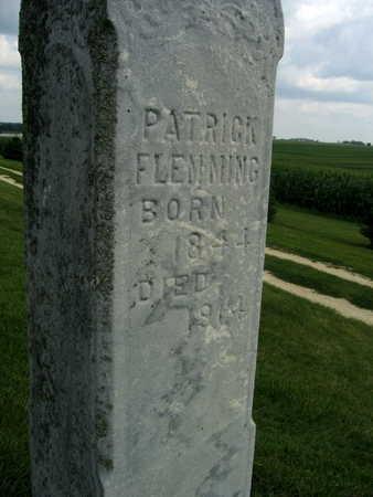 FLEMMING, PATRICK - Buchanan County, Iowa | PATRICK FLEMMING
