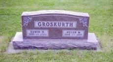 GROSKURTH, EDWIN - Buchanan County, Iowa | EDWIN GROSKURTH