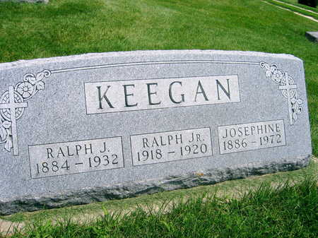KEEGAN, JOSEPHINE - Buchanan County, Iowa | JOSEPHINE KEEGAN
