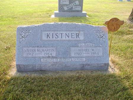 KISTNER, VIVIAN - Buchanan County, Iowa | VIVIAN KISTNER