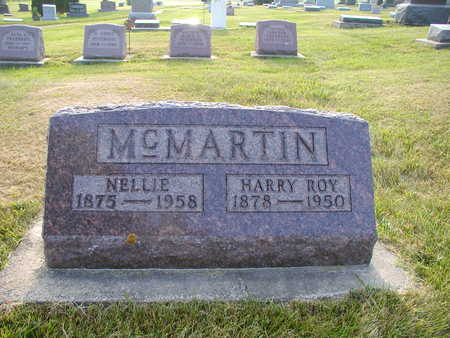 MCMARTIN, NELLIE - Buchanan County, Iowa | NELLIE MCMARTIN